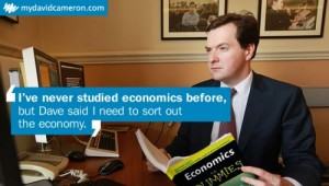 reading his first economics manual - economics for dummies