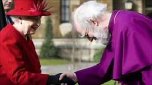 The Queen defended the role of the Church of England in a speech at Lambeth Palace