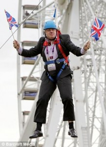 Boris for PM - Hurray ;-)