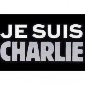 I am Charlie - the message of support and solidarity being repeated all over the world.