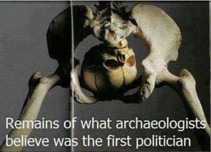 Recently discovered in Westminster