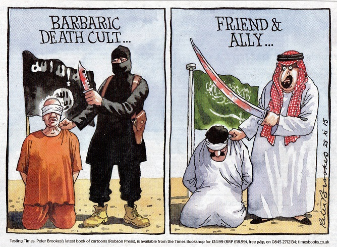 Two faces of Islam ... Ah bless!